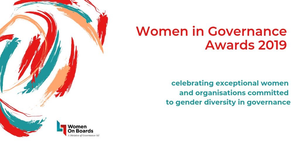 Women in Governance Awards
